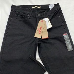 Levi's 311 black shaping skinny Jeans Sz. 29